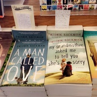 Photo taken at Book Passage Bookstore by Jackie J. on 3/16/2017