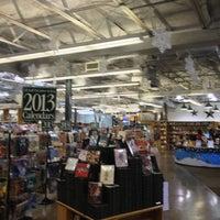 Photo taken at Half Price Books by Brandon P. on 12/10/2012