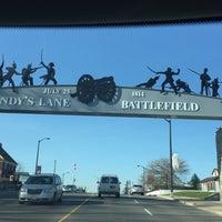 Photo taken at Lundy's Lane Tourist Area by Liz T. on 11/15/2015