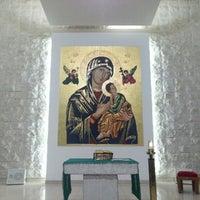 Photo taken at Igreja São Raimundo by João Henrique V. on 9/30/2012