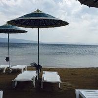 Photo taken at Marmara Restaurant by Yasemin K. on 6/3/2016