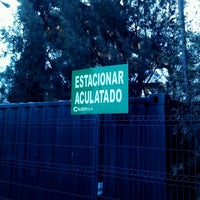 Photo taken at Estación de Transferencia de Quilicura - KDM by Emilio R. on 10/2/2012