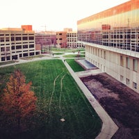 Photo taken at IUPUI:  University Library (UL) by James W. on 11/18/2013