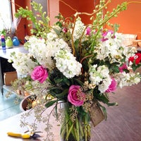 Photo taken at Oberers Flowers by James W. on 10/15/2013