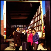 Photo taken at Super Movers Distribution Center by Jenny W. on 11/6/2012