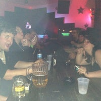 Photo taken at Reno's Karaoke and Pool by Andrew P. on 4/15/2013