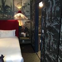 Photo taken at Hotel du Continent by Anastasiya Z. on 2/13/2015