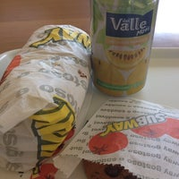 Photo taken at Subway by Ruanna L. on 9/12/2013