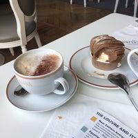 Photo taken at Café Richelieu – Angelina by Gamze on 6/23/2017