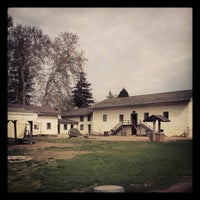 Photo taken at Sutter's Fort State Historic Park by Melissa F. on 3/3/2013