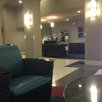 Photo taken at Wyndham Hotel by Kirby M. on 11/7/2012