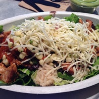 Photo taken at Chipotle Mexican Grill by Christina on 10/10/2013