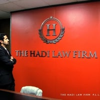 Photo taken at The Hadi Law Firm by Husein H. on 9/28/2012