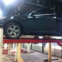 Photo taken at Ford B&K Autocentrum by Kistemaker on 12/5/2012