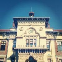 "Photo taken at Colegiul National Pedagogic Carol I  ""Peda"" by Oana on 8/20/2014"