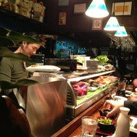 Photo taken at Ryoko's Japanese Restaurant & Bar by Aaron on 3/26/2013