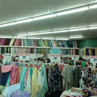 Photo taken at Jo-Ann Fabric and Craft by siamkittie on 3/17/2013