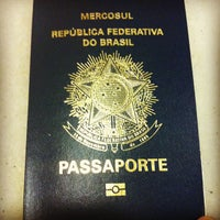 Photo taken at Policia Federal - Posto De Emissão De Passaportes by Leonardo S. on 12/5/2012