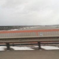Photo taken at р. Белая by deja on 10/24/2014