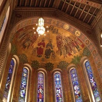 Photo taken at St. Monica-St. George Church by BarbaraKB on 2/9/2014