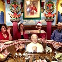 Photo taken at Buca di Beppo Italian Restaurant by BarbaraKB on 12/13/2012