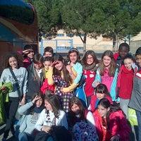 Photo taken at Colegio Jesus Maria El Salvador by Patricia S. on 2/23/2014
