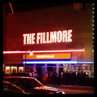 Photo taken at The Fillmore Silver Spring by Salim Z. on 2/17/2013