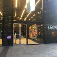 Photo taken at IBM Midtown by Robert M. on 3/8/2017