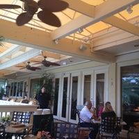 Photo taken at Williams Island Cafe by Juan David C. on 11/11/2012