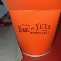 Photo taken at Yak & Yeti Anandapur Local Foods Cafe by R. on 2/4/2013