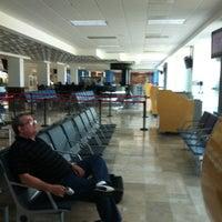 Photo taken at Aeropuerto Internacional Ixtapa-Zihuatanejo (ZIH) by Dr Angel V. on 4/21/2013