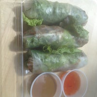 Photo taken at Freshroll Vietnamese Rolls & Bowls by Kevin S. on 4/1/2013