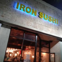 Photo taken at Iron sushi by Fitzcarl R. on 6/13/2017