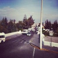 Photo taken at Puente Grau by Jeniffer Cristina C. on 2/12/2014