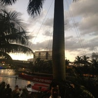 Photo taken at Waxy O'Connor's on the River by Riselda on 2/1/2013