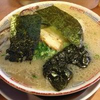 2/3/2013にAkira O.が九州豚骨ラーメン 柳屋で撮った写真