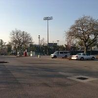 Photo taken at Rosen Parking Lot - Tulane University by Rob S. on 3/8/2013