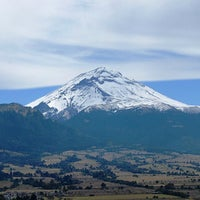 Foto tomada en Parque Nacional Iztaccíhuatl-Popocatépetl por Octavio B. el 5/19/2013