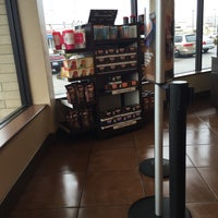 Photo taken at Dunkin Donuts by S T. on 3/23/2016