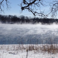 Photo taken at Four Rivers Environmental Education Center/McKinley Woods Preserve - Kerry Sheridan Grove by Tim G. on 2/10/2014