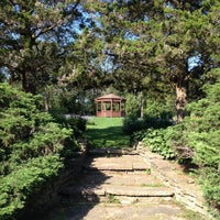 Photo taken at Pilcher Park by Tim G. on 9/16/2015