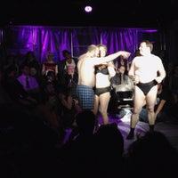 Photo taken at Annex Theatre by Dartanion L. on 11/3/2012