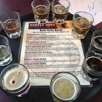 Photo taken at Gentle Ben's Brewing Co. by Wit's End Brewing C. on 3/27/2013