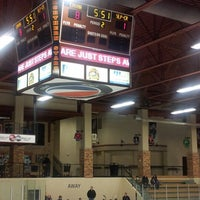Photo taken at Duluth Heritage Sports Center by Cecilia D. on 2/9/2013