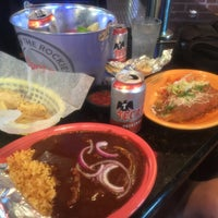 Photo taken at Teocali Mexican Restaurant & Cantina by Luis G. on 8/14/2016