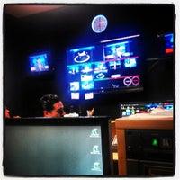 Photo taken at Cabina de Producción Noticias by Andrés G. on 3/10/2014