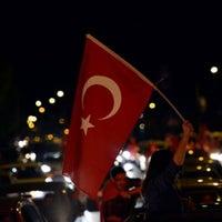 6/5/2013 tarihinde Mehmet Âkif G.ziyaretçi tarafından Fatih Sultan Mehmet Bulvarı'de çekilen fotoğraf