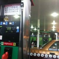 Photo taken at Gasolinera 5753 by Juan P. on 5/17/2013