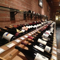 Photo taken at Chelsea Wine Vault by SKsenia on 11/28/2012