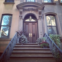 Photo taken at Carrie Bradshaw's Apartment from Sex & the City by SKsenia on 11/27/2012